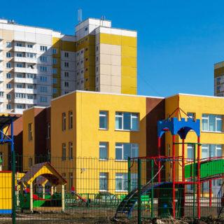 Первый государственный детский сад на 270 мест в жилом районе «Тихие зори» появится уже в 2021 году.